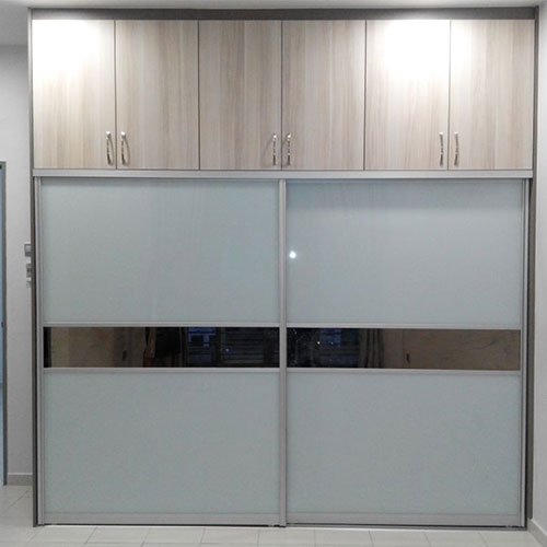 Melamine Abs Kitchen Cabinet